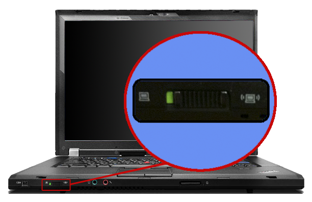 Lenovo ThinkPad T420s WLAN Last