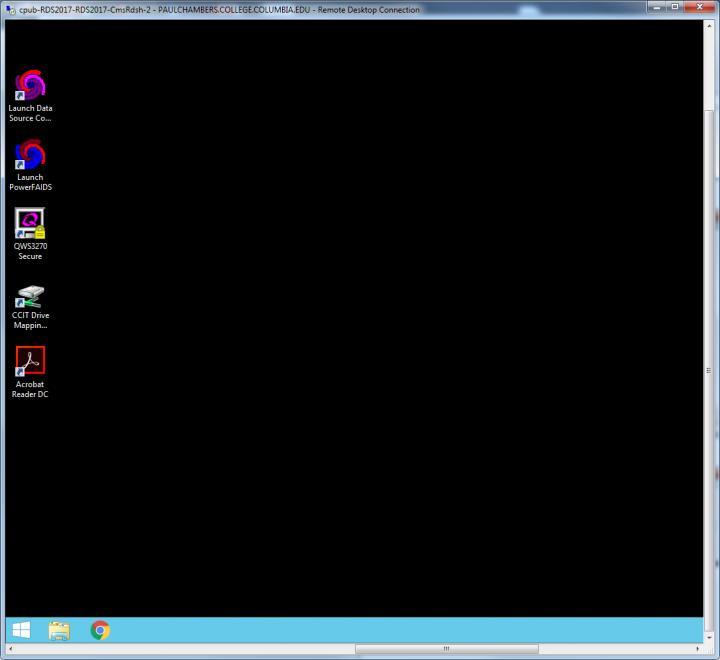 RDS Desktop
